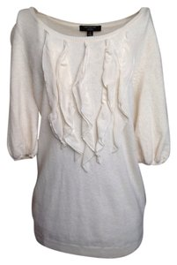Ann Taylor Cashmere Ribbons Sweater