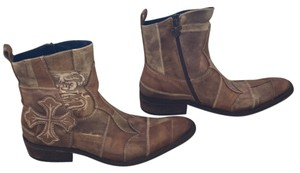 Mark Nason Shades of brown and beige Boots