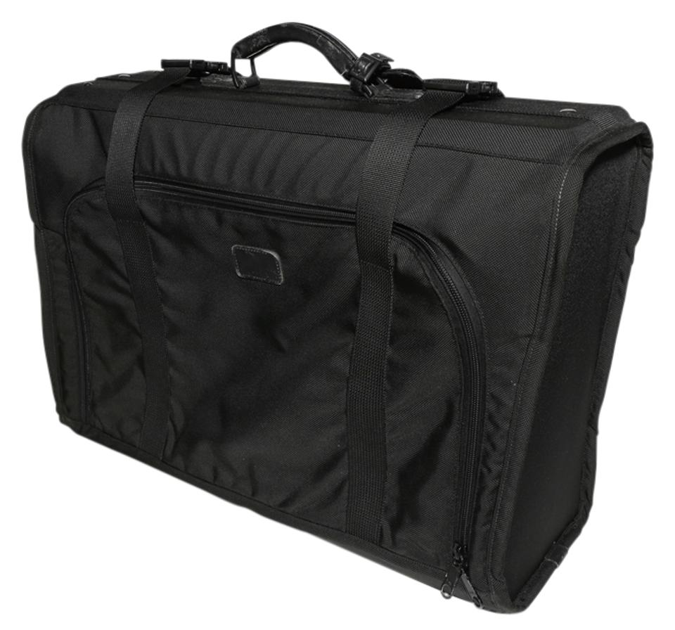 7f6f173a6a Tumi Suit Case Black Ballistic Nylon Weekend Travel Bag - Tradesy