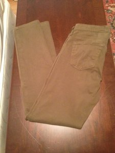 AG Adriano Goldschmied Skinny Pants green