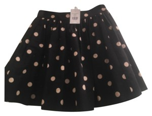 Kate Spade Mini Skirt Black
