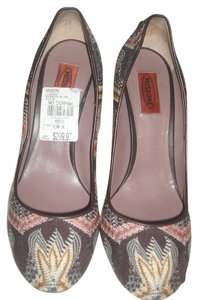 Missoni Brown Pumps