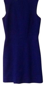 H&M short dress Blue on Tradesy