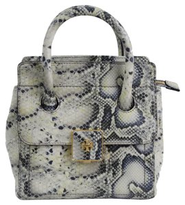 Tory Burch Clara Tote in Snake
