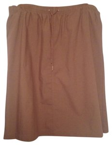 Hastings & Smith Skirt Tan
