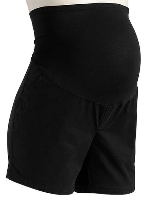 Item - Black New Full-panel Twill Maternity Bottoms Size 10 (M, 30)