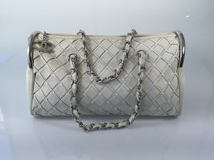 Chanel Satchel in Off White