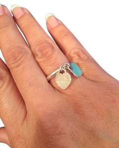 Tiffany & Co. ***RESERVED for SHARON****Tiffany Double Heart Ring