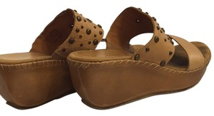Preview Collection Tan Wedges