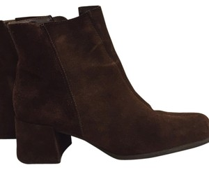 Other Chocolate brown suede Boots