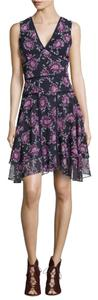 Zac Posen short dress Ink Fuchsia on Tradesy