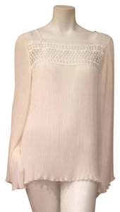 Nanette Lepore Top Cream