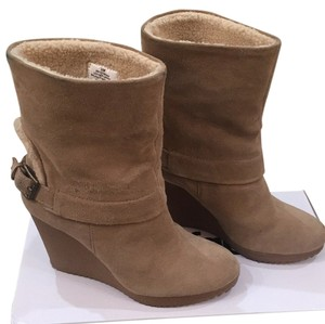 Nine West Tan Boots
