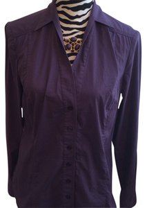 T Tahari Button Down Shirt