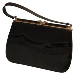 Naturalizer Satchel in Black