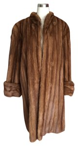 Burdines Mink Mink Fur Coat
