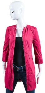 Burberry London Fuchsia Pink Jacket