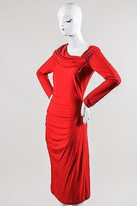 Badgley Mischka Stretch Dress