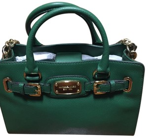 Michael Kors Brand New Leather Tote in GOOSEBERRY