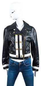 Moschino Cheap And Chic Motorcycle Jacket