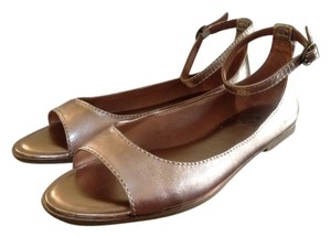 Lucky Brand Light Bronze Flats