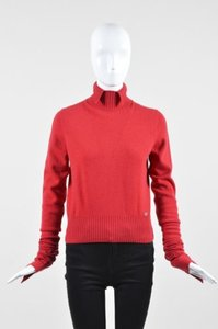 Chanel 07a Wool Knit Long Sweater