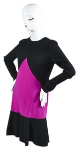 Emilio Pucci short dress Black And Pink on Tradesy