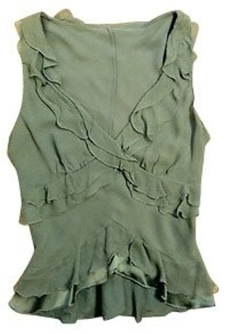Preload https://item2.tradesy.com/images/the-limited-dark-green-tank-topcami-size-10-m-1106-0-0.jpg?width=400&height=650