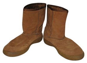 Route 66 Casual Suede Brown Boots