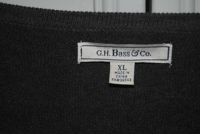 G.H. Bass & Co. G.h. Button Down Cardigan Sweater