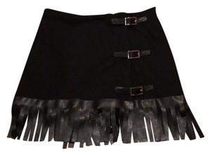 Moda International Skirt Blac