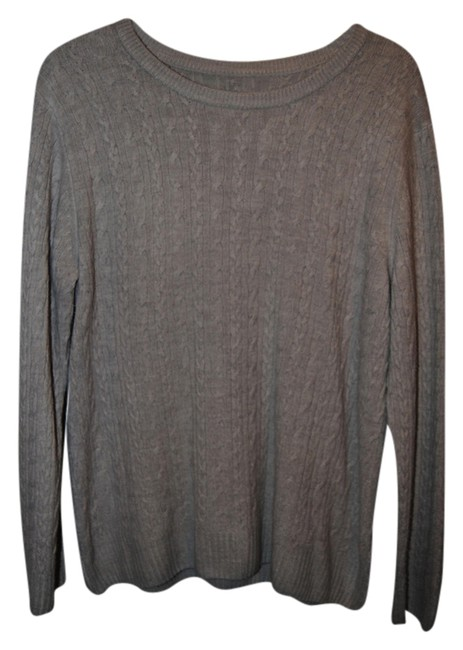 Preload https://item5.tradesy.com/images/gh-bass-cable-knit-sweater-1106289-0-0.jpg?width=400&height=650