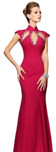 Tarik Ediz Size 6 Evening Gown Dress
