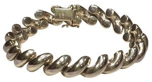 Other Classic Sterling Silver San Marco Bracelet (7