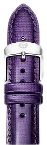 Michele Michele 16mm Medium Purple Patent Strap MS16AA050510 Deco 16 Lilou Cloette
