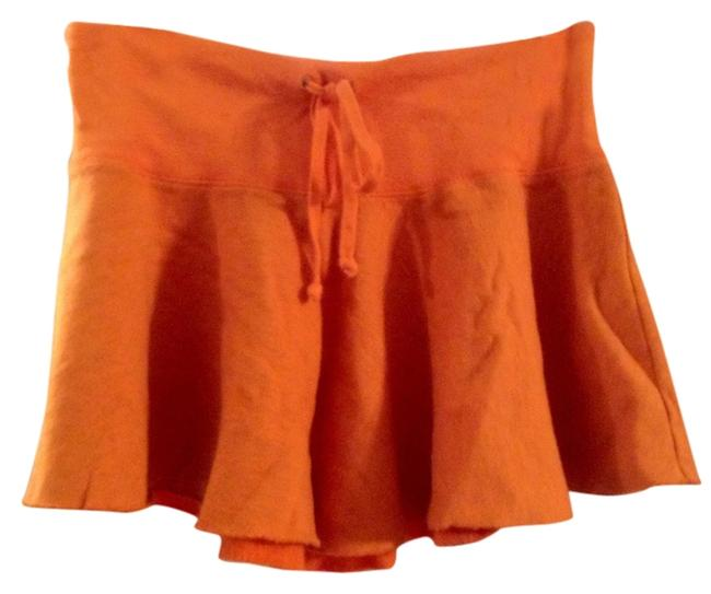 Juicy Couture Summer Casual Mini Skirt Orange