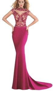 Tarik Ediz Size 8 Evening Gown Dress