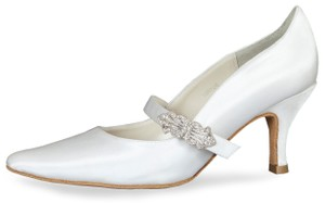 Angela Nuran Virtue (discontinued) Wedding Shoes