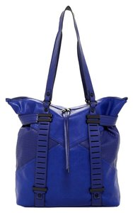 French Connection Tote Shoulder Satchel in Blue