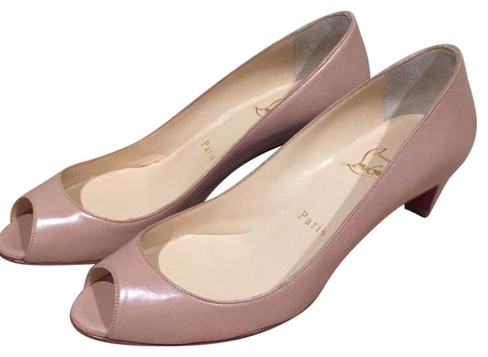 buy popular 75785 465a6 Nude You You 45 Kid Pumps