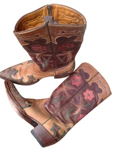Old Gringo multi leather Boots