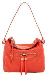 Sondra Roberts Leather Shoulder Bag