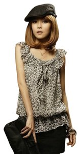 Clothing Jewelry Neklace Top brown