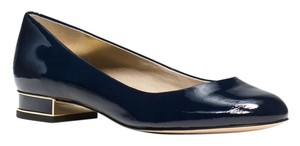 Michael Kors Joy Patent Leather navy Pumps
