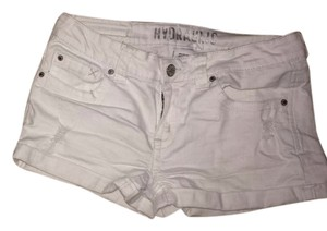 Hydraulic Shorts White