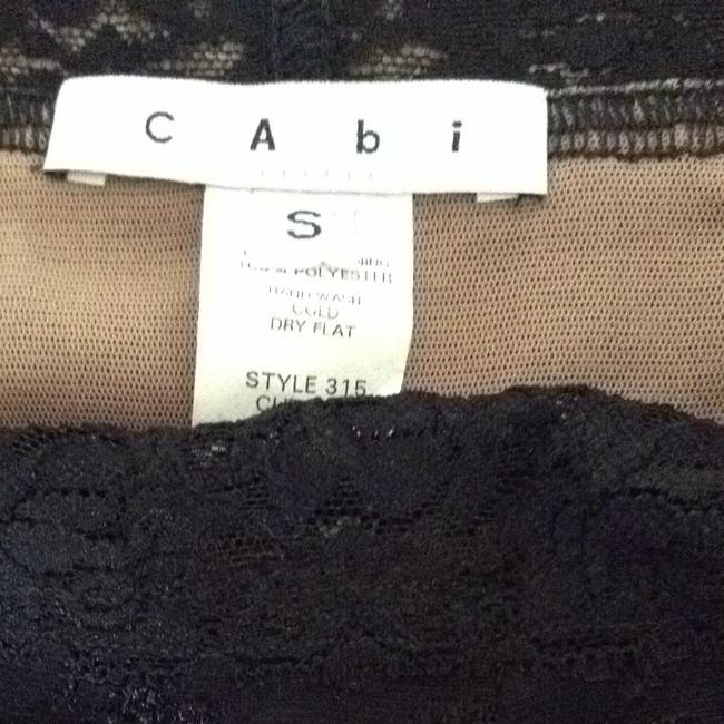 CAbi Skirt Black