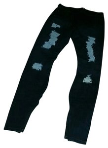 JOE'S Jeggings-Dark Rinse