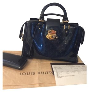 Louis Vuitton Satchel in Bleu Nuit