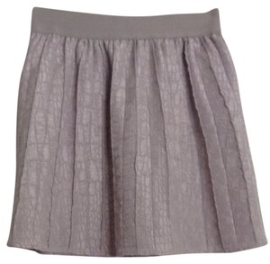 Hinge Skirt Gray
