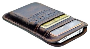 Portel Retromodern iPhone 4/4s Leather Case/Wallet